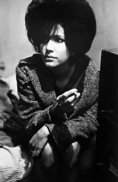 Larry Clark, 'Untitled (Woman with a Cigarette)', 1963/c.1981