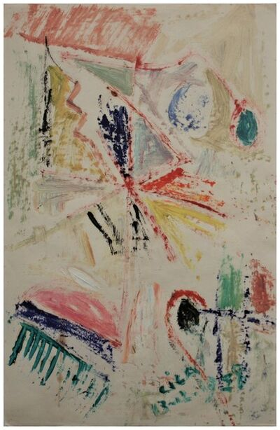 Esteban Lisa, 'Untitled', 1958