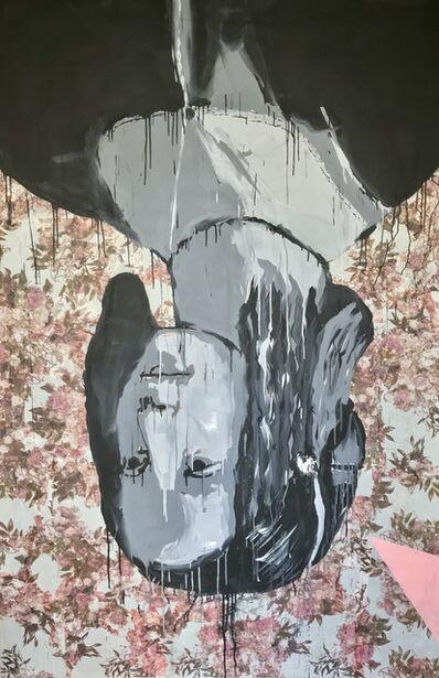 Hermes Berrio, 'Portrait of a Girl', 2018