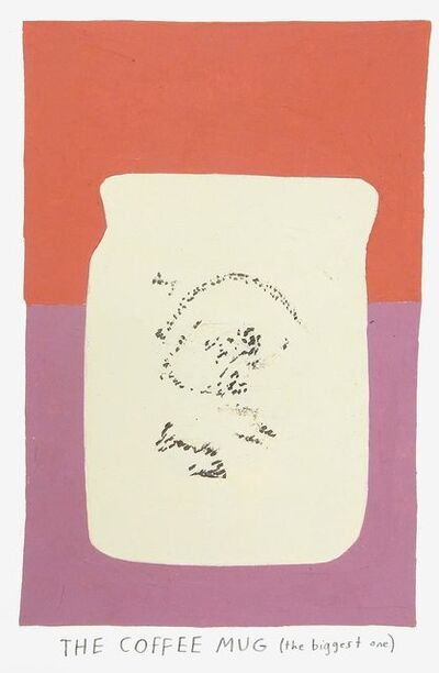 Kristin Texeira, 'the coffee mug', 2017