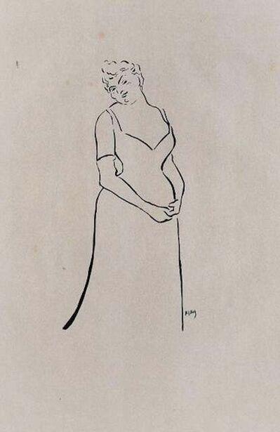 Henri-Gabriel Ibels, 'Anna Thibaud', 1893