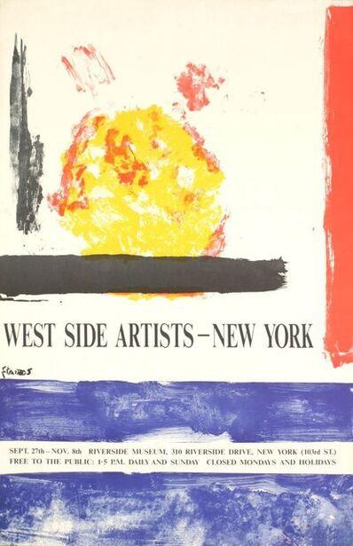 Theodoros Stamos, 'West Side Artists-New York', (Date unknown)
