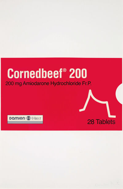 Damien Hirst, 'Corned Beef, from The Last Supper', 1999