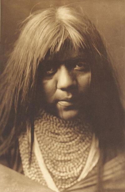 Edward Sheriff Curtis, 'Hwalya - Yuma', 1907-1930