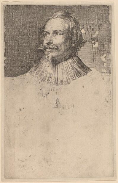 Anthony van Dyck, 'Paul de Vos', probably 1626/1641