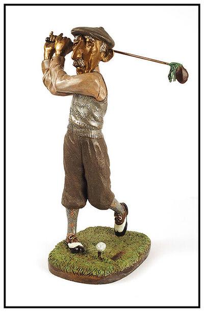 Charles Bragg, 'Golfer', 20th Century