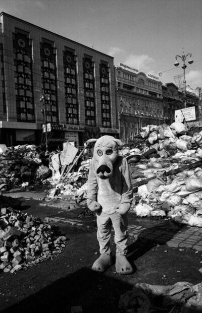Miron Zownir, 'Maidan Kiev', 2014