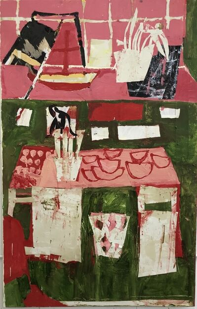 Florence Hutchings, 'The Green Studio', 2019