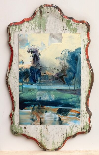 David Brewster, 'Pastoral Cameo', 2016