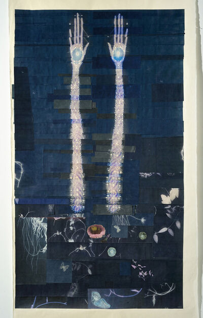 Valerie Hammond, 'Glimmer', 2010