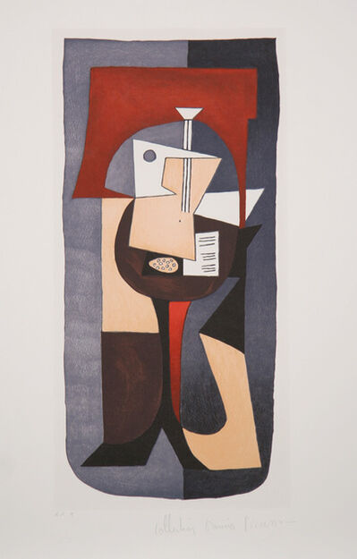 Pablo Picasso, 'Guitare et Partition, 1920', 1979-1982