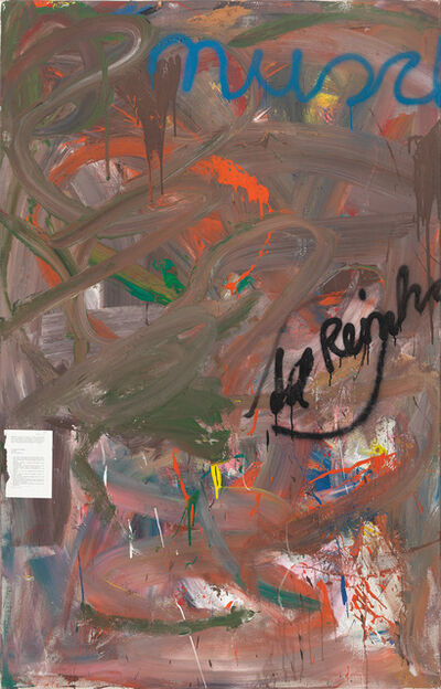 Reinhard Pods, 'art-as art', 1981
