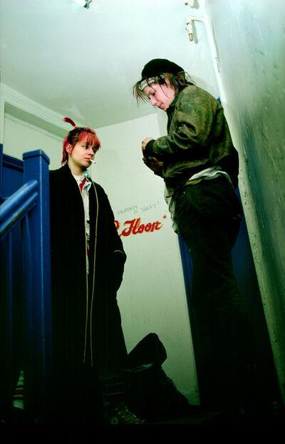 Robin Graubard, 'kim + manon', 1985