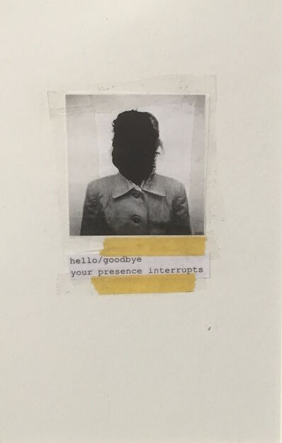 Dominique Duroseau, 'Unknown   Undocumented 2016 #15', 2016