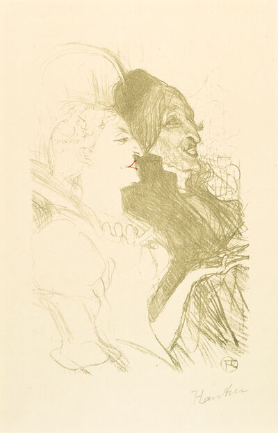Henri de Toulouse-Lautrec, 'Carnaval', 1894