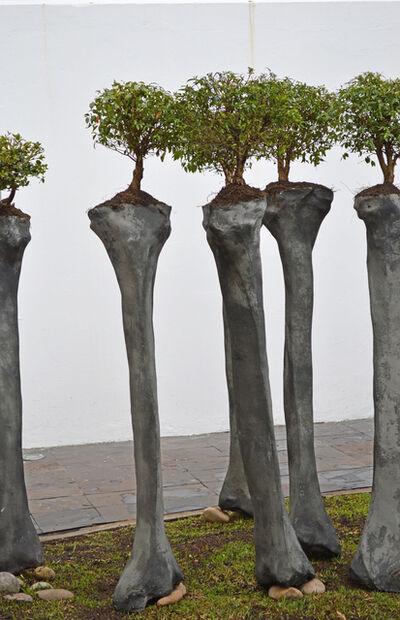 Rafael Gomez Barros, 'We are 井', 2013-2018