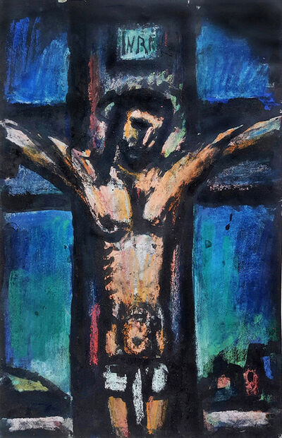 Georges Rouault, 'Crucifixion:  from the  The Lewisohn Collection', 1930