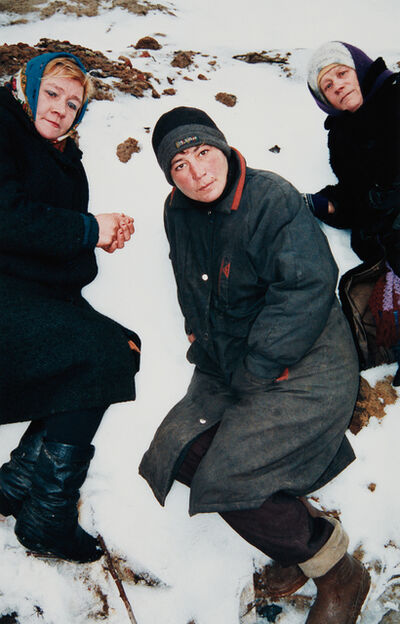 Boris Mikhailov, 'Untitled from Case History', 1997-1998