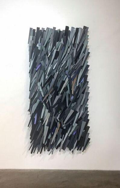 Ricardo Cardenas, 'Lluvia Gris', 2017