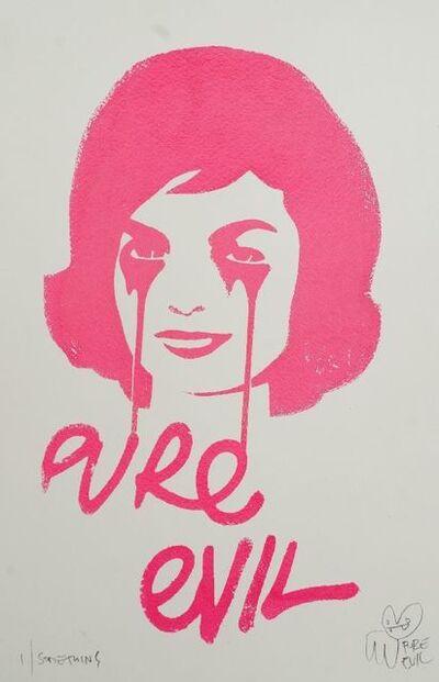Pure Evil, 'JFK's Nightmare (Pink)', 2012