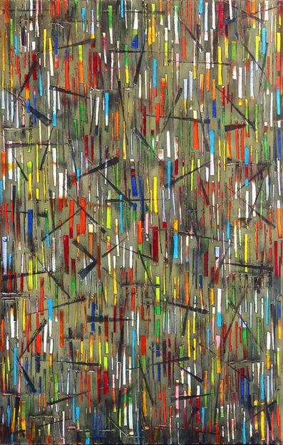 Petra Rös-Nickel, 'Colour Rain', 2020