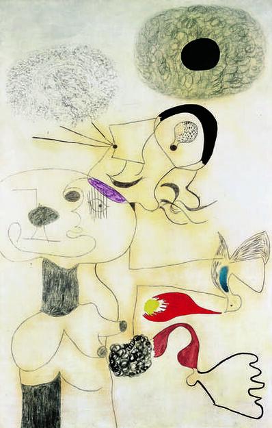 Joan Miró, 'Peinture (Painting)', 1930