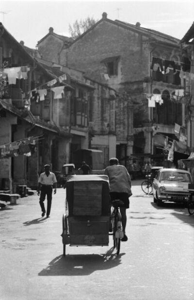 Loke Hong Seng, 'Trishaw', 1970