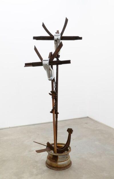 Joe Minter, 'Longhorns', 2006