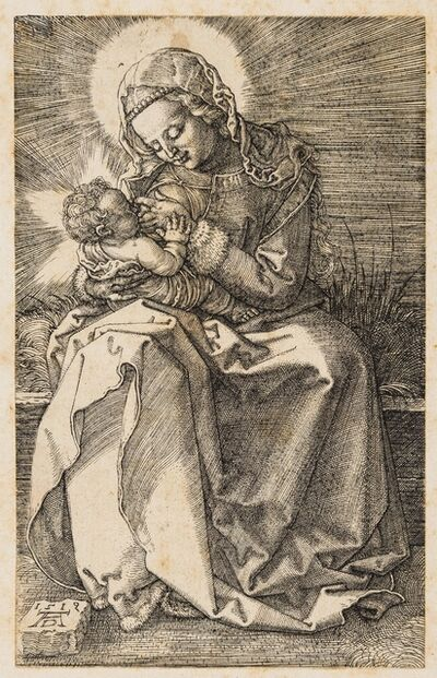 Albrecht Dürer, 'The Virgin Nursing the Child', 1519