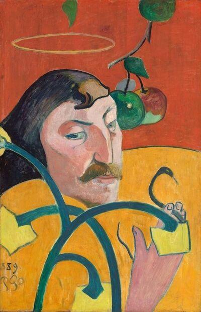 Paul Gauguin, 'Self-Portrait', 1889