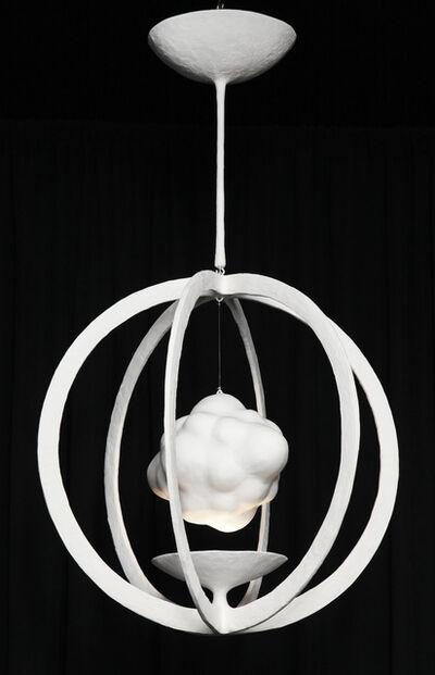 "Alexandre Logé, '""Magritte"" Illuminated Pendant by Alexandre Logé', 2012"