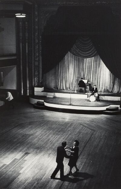 Tony Ray-Jones, 'Ballroom, Morecambe', 1968