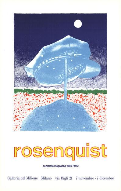 James Rosenquist, 'Delivery Hat', 1972