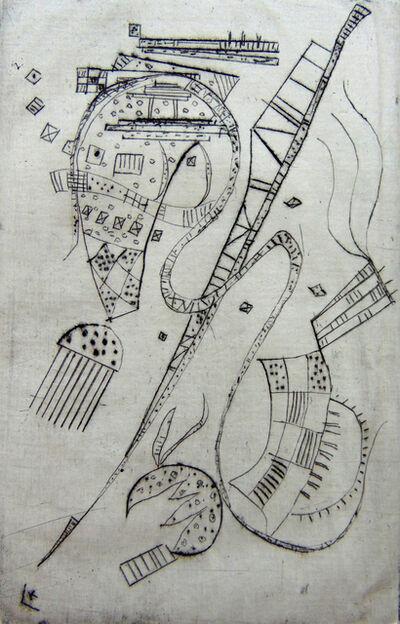 Wassily Kandinsky, ' Fraternity | Fraternité ', 1939