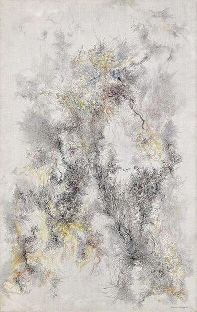 Bernard Schultze, 'tabuskri 4/60', 1960