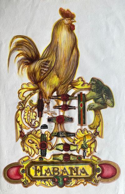 Jacqueline Brito, 'Gallo Habanero (Havana Rooster)', 2011
