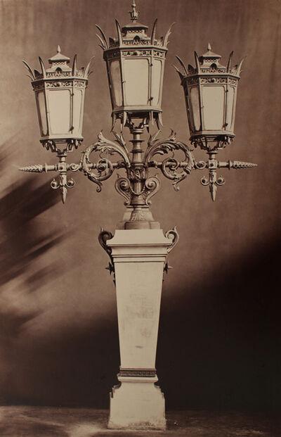 Louis-Emile Durandelle, 'Le Nouvel Opera de Paris, Bronzes, Candelabraes, Lustres, Torcheres--Appliques--Lampadaires', 1866-1875