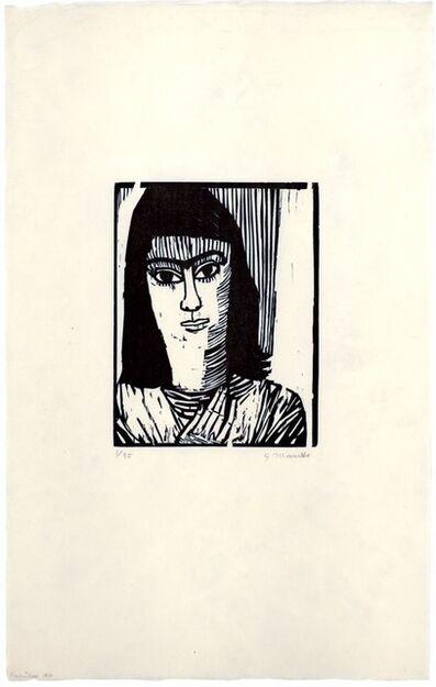Gerhard Marcks, 'Seraphita', 1934