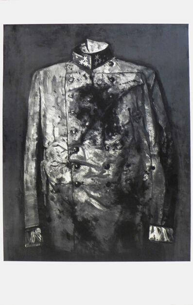 Yan Pei-Ming, 'The costume of Mao', 2012