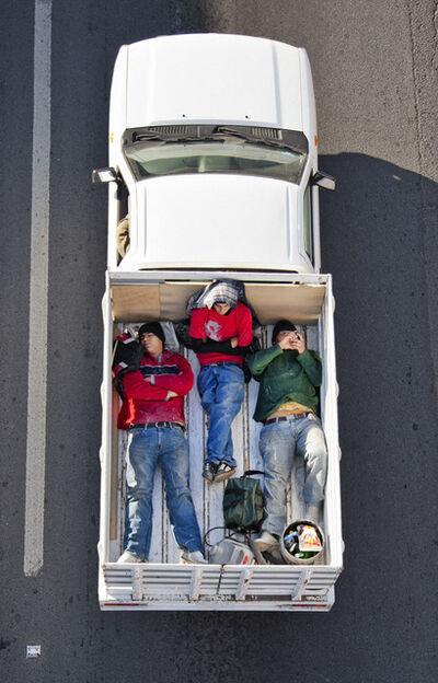 Alejandro Cartagena, 'Carpooler #42', 2011