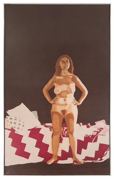 Howard Kanovitz, 'Nude Greek', 1965