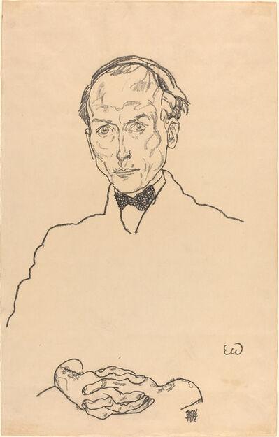Egon Schiele, 'Dr. Ernst Wagner', 1918