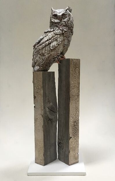 Christopher Reilly, 'Subarctic Great Horned Owl'