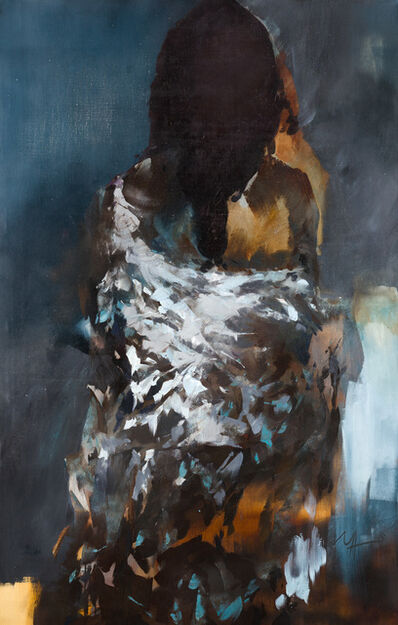 Alina Maksimenko, 'In The Shade III'