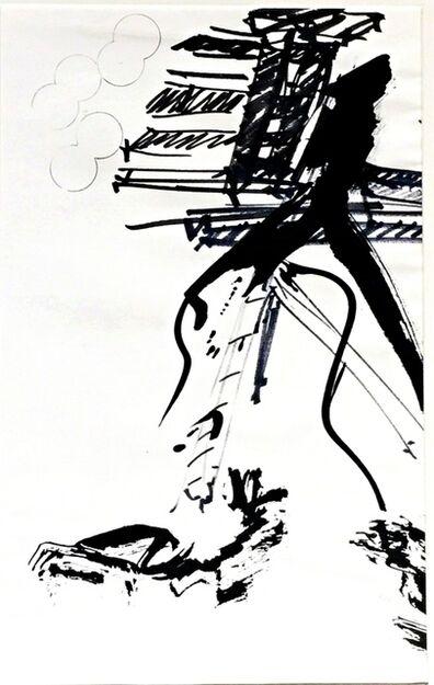 Mark di Suvero, 'Yayoi's Guitar', 1980