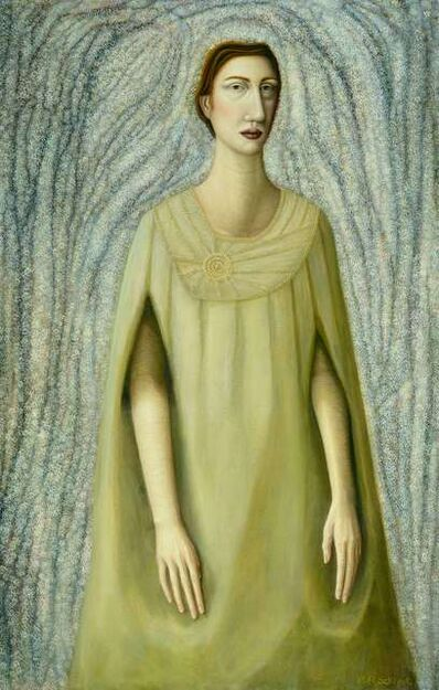 Helen Flockhart, 'Yellow Party Dress', 2016