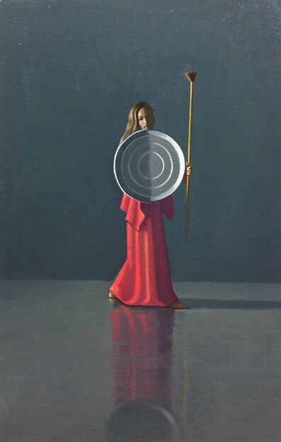Vonn Cummings Sumner, 'Warrior I', 2014