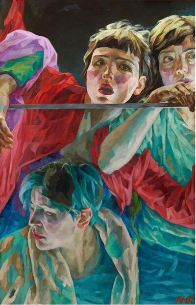 Xenia Hausner, 'Under Pressure II', 2018