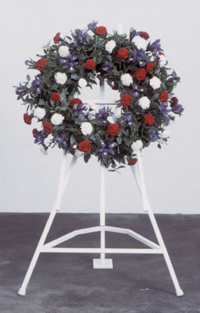 Keith Edmier, 'Untitled (Wreath)', 1999