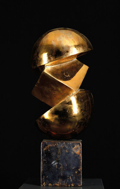 Peter Jecza, 'Dislocation of the Sphere', 1998